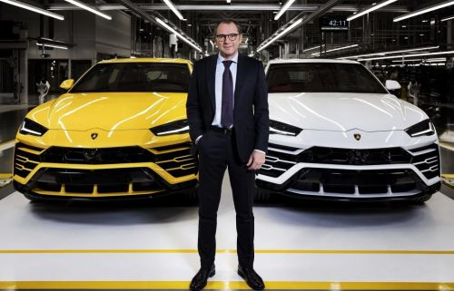 Stefano Domenicali of Automobili Lamborghini, on hypercars, electric models & how the brand is zooming ahead
