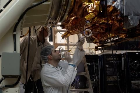 Canadian Space Agency to launch new RADARSAT mission in November