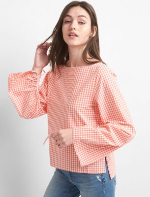 Mad Deals Of The Day: A Gorgeous Gingham Blouse For Sunny Days At Gap And More