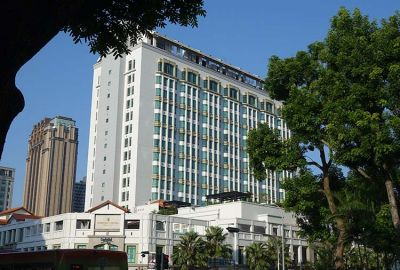 InterContinental Singapore - Peranakan Inspired Design Hotel