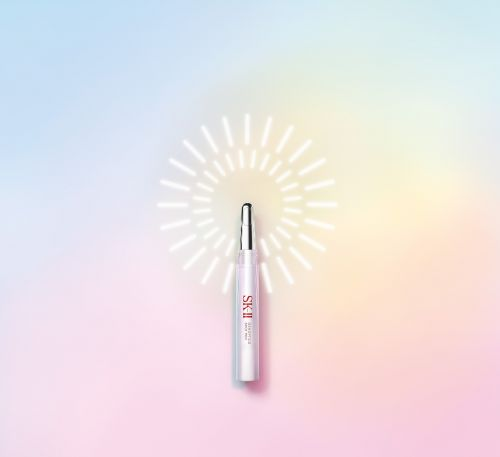 Here's how you can be first in the world to get the revolutionary new SK-II GenOptics Spot Pen at Shilla Duty Free
