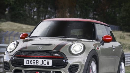 Small is big: The Mini Cooper S JWC is ready for summer cruising in India