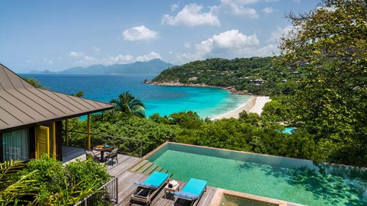 Find Serenity and Solidarity at The Four Seasons Resort Seychelles