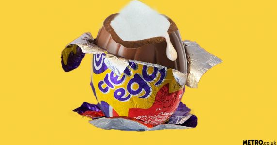 People appear to be extremely shocked to discover how much sugar is in a Creme Egg