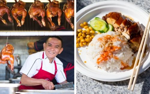 The world's only Michelin-starred street food comes to London - so is it worth the queue?