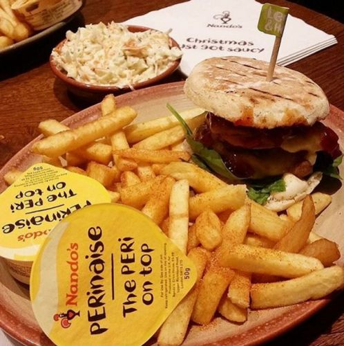 Nando's has a secret menu and here's what it includes