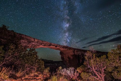 13 of the best stargazing sites in Europe, America & Canada