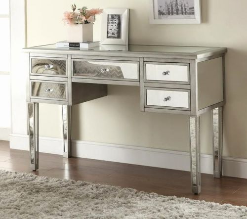 49 Lovely White Mirrored Console Table Pics