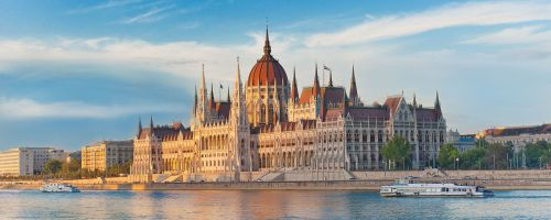 Cruise the Danube to Vienna and Budapest