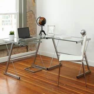 30 Awesome L Shaped Corner Desk Pics