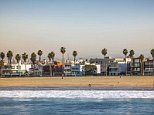 Venice Beach in California is most valuable coastline in the world