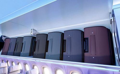 Introducing the holy grail of overhead bins