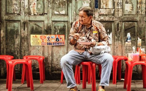 Why Jek Pui, the 'musical chair' restaurant, lives up to its Netflix hype