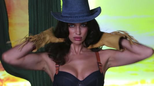 Must Read: Watch Irina Shayk Transform Into a Cowgirl for 'Love' Advent; Supreme Looks for CFO