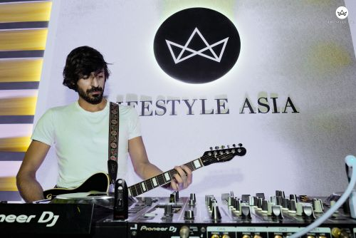 Lifestyle Asia India's launch party in Mumbai was an experiential affair that was all about luxury