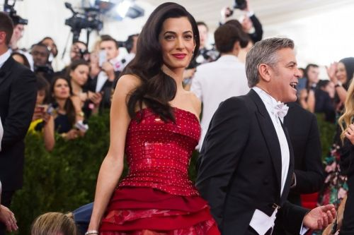Amal Clooney in Vogue, and the art of revealing absolutely nothing