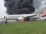 American Airlines report says filers hampered evacuation