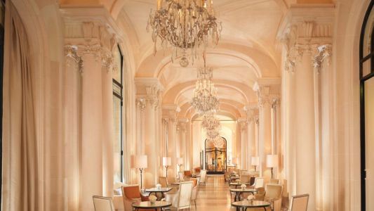 The best luxury hotels in the French capital