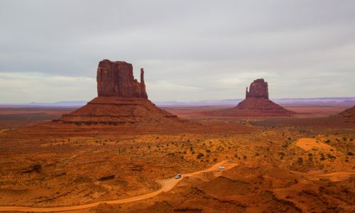 The 10 most spectacular road trips in Utah