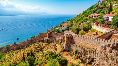 Sampling the Very Best of Antalya