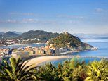 Why the north reigns in Spain with fabulous beaches and the wonderful Guggenheim art gallery