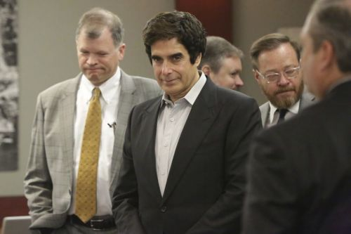 A David Copperfield trick allegedly injured a participant. Its secret was just exposed in court