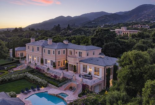 The Opulent Montecito-Santa Barbara Coast-Side Residence is Up For Sale