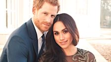 Prince Harry And Meghan Markle's Engagement Photos Are Simply Gorgeous