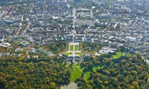 Discover American History in Historic Karlsruhe, Germany