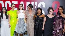 'Ocean's 8' Cast Shuts Down The Red Carpet At Premiere
