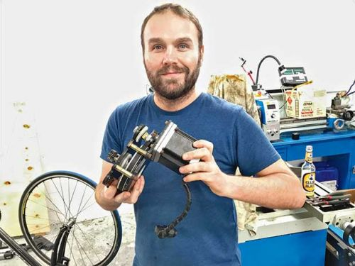 Auckland makerspace space Hackland is a grown-up playground for building and making