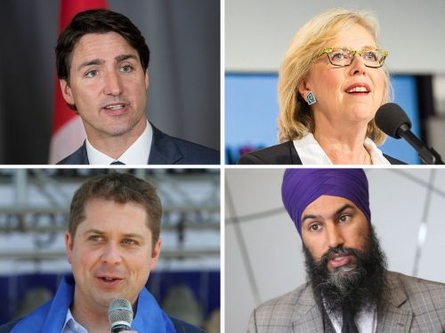 Is Canada Heading Into A Nasty Election Year? Trudeau, Scheer, Singh And May Reveal What's Ahead
