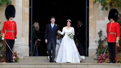 Royal Wedding: All you need to know about Princess Eugenie's dress