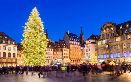 Magical cruises to Europe's best Christmas markets