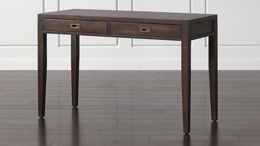 29 Beautiful Brown Desk with Drawers Images