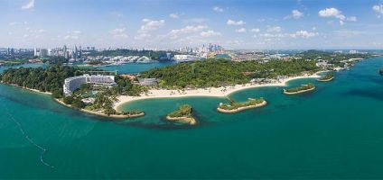 Shangri-La's Rasa Sentosa Resort & Spa - Singapore's Only Beachfront Hotel