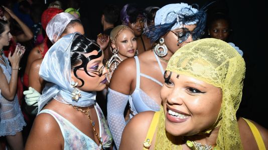 Inside Rihanna's Savage X Fenty NYFW Blowout