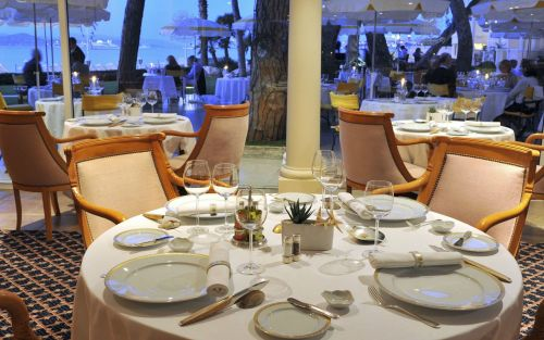 St Tropez restaurants