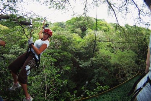 The Best Places to Go Zip-Lining in the World