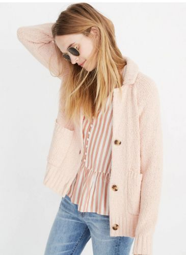 SOME LOVELY MADEWELL PIECES FOR SPRING