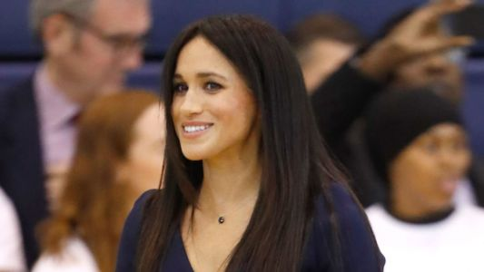 Meghan Markle Wore A Thing: Oscar de la Renta Blouse Edition