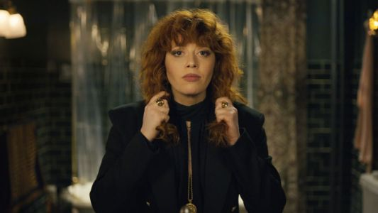 Natasha Lyonne Wears H&M, & Other Stories and Helmut Lang to Relive the Same Day in 'Russian Doll'