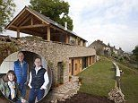 Grand Designs sees couple build house on a 30 degree slope