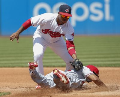 Indians 2, Angels 1: Home sweet home - Indians complete seven-game homestand sweep