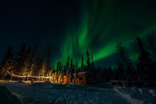Why Alaska is the best place for a Northern Lights Trip