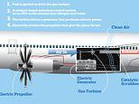 Aviation: Hybrid-electric plane could reduce NOx emissions by 95 per cent, MIT engineers claim