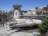 Inside Disneyland's new Star Wars Galaxy's Edge theme park