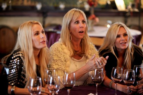 These Real Housewives Salaries Are Proof of How We're Down Here & They're Up There