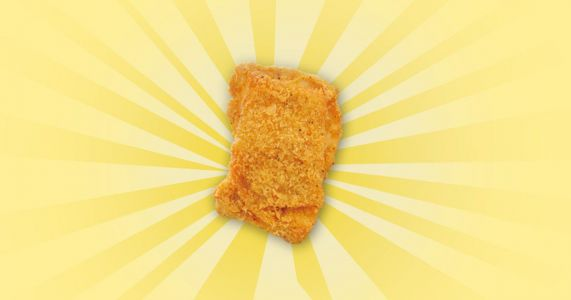 Attention nugget lovers: There's a job going for someone to taste test a load of chicken
