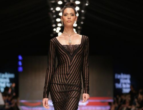 At Tel Aviv Fashion Week, a Special Runway Show Helped Provide Israeli Women With a Fresh Start